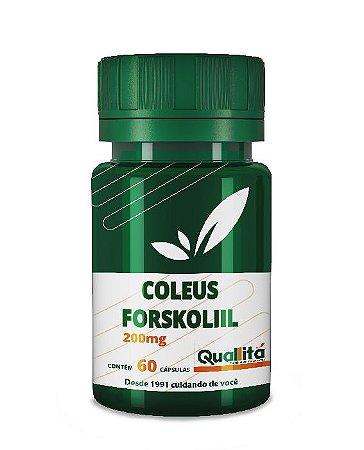 Coleus Forskohlii 500mg (30 Cápsulas)
