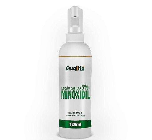 Minoxidil Solução 5% (120ml)