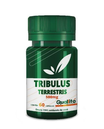 Tribulus Terrestris 500mg (60 Cápsulas)