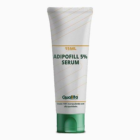 Adipofill 5% Serum - Reduz o bigode Chinês sem cirurgia plástica! (15ml)