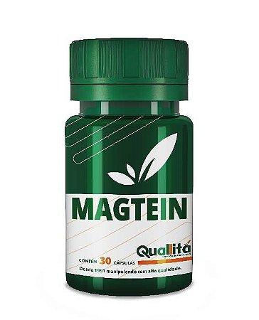 Magtein (Magnésio L-Treonato) 1300mg - Ajuda manter a estrutura cerebral saudável- (30 Cápsulas)
