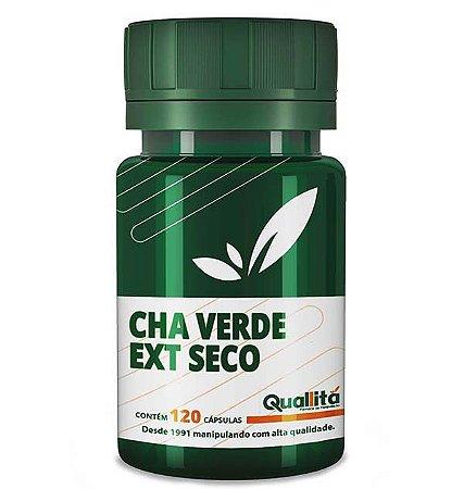 Cha Verde Ext Seco 500mg (120 Cápsulas)