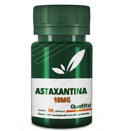 Astaxantina 10mg (90 Cápsulas)
