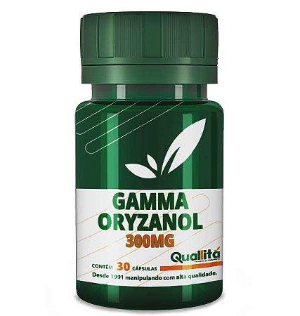 Gamma Oryzanol 300mg - Crescimento Muscular (30 cápsulas)