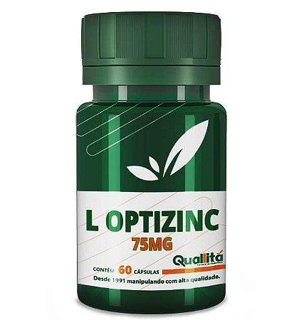 L-Optizinc 75mg (60 Cápsulas)