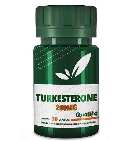 Turkesterone 200mg (30 Cápsulas)
