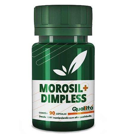 Morosil + Dimpless – Emagrece e reduz celulite (90 cápsulas)