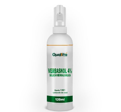 Verbasnol 4% 120ml