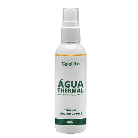 Água Thermal para Intensa Hidratação Facial