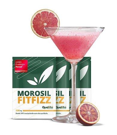 Drink Morosil FitFizz 500mg – Com selo de autenticidade Galena (30 sachês)