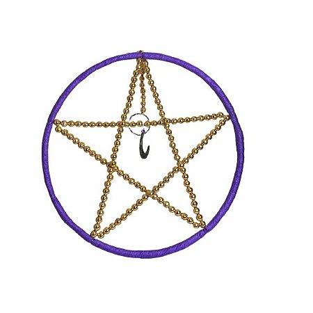 Pentagrama de Miçangas