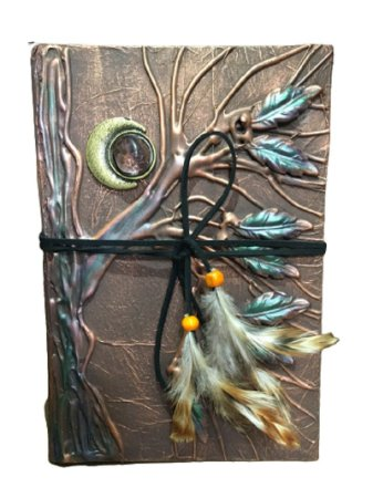 Caderno de Bruxa - Grimorio Pequeno