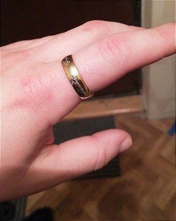 Anel do Senhor dos Anéis - The One Ring