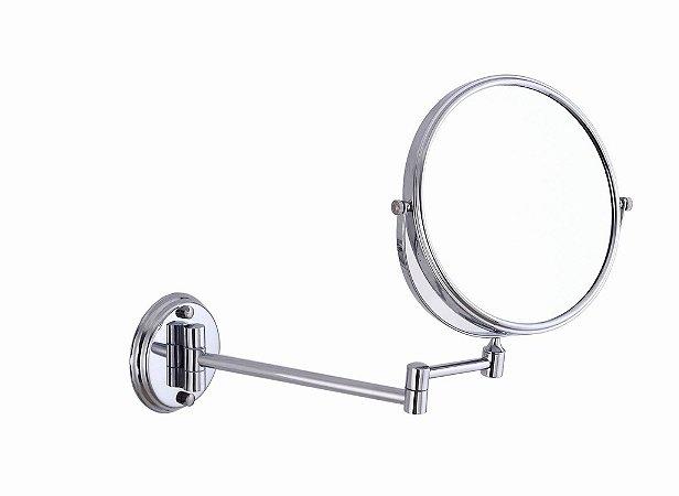 Espelho Articulado Aumento Make Maquiagem Alto Padrão