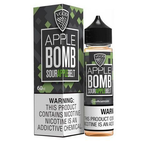 Líquido Apple Bomb - Vgod -
