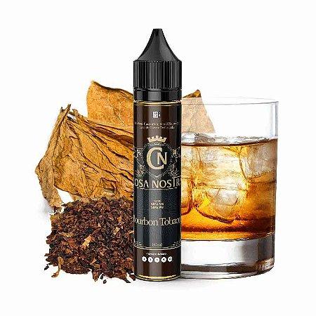 Líquido Bourbon Tobacco - Cosa Nostra