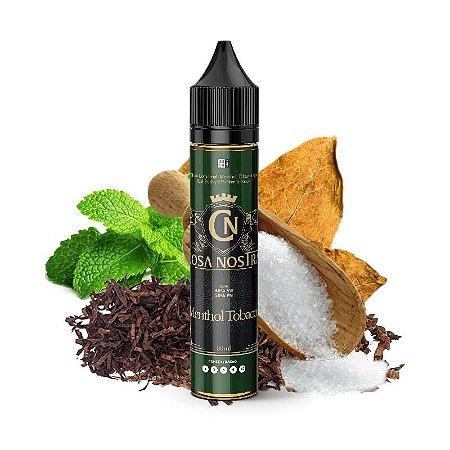 Líquido Menthol Tobacco - Cosa Nostra