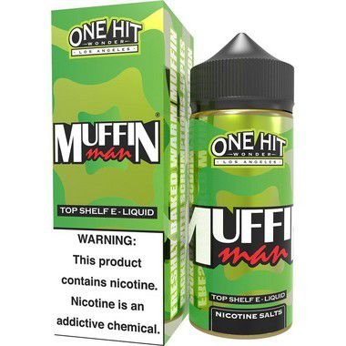 Líquido Muffin Man - SaltNic / Salt Nicotine - One Hit Wonder