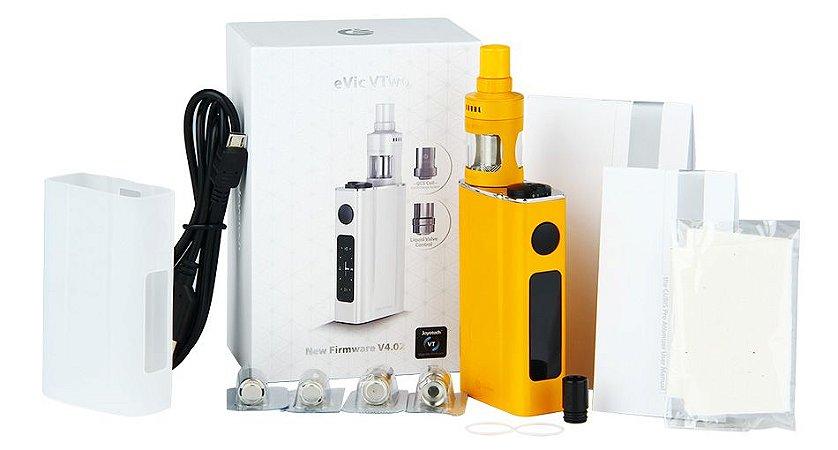 Kit eVic VT 2 (VTwo) 80w c/ Cubis PRO -  5000 mAh - Joyetech™