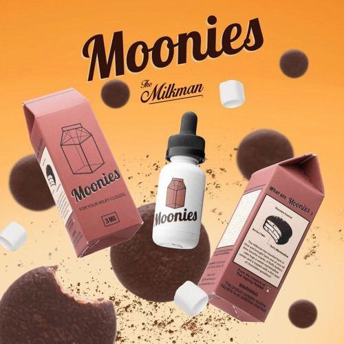 Liquido Moonies - The MilkMan eLiquid