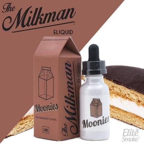 Liquido Moonies - The MilkMan eLiquid