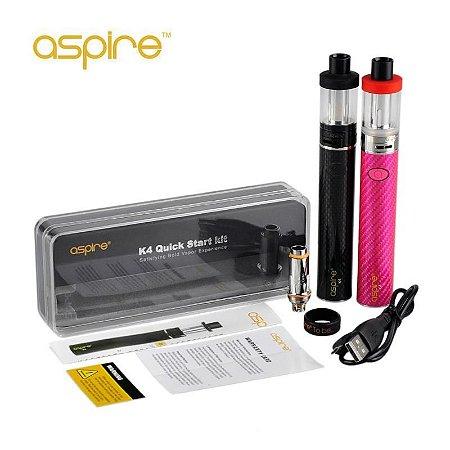 Kit Quick Start K4 - Sub Ohm - 2000 mAh - Aspire™