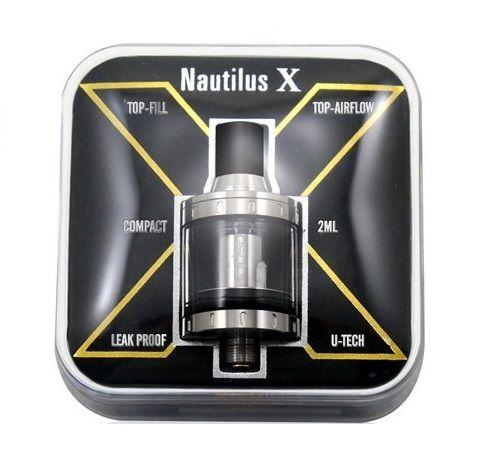 Atomizador Nautilus X- 2.0 mL- Aspire™