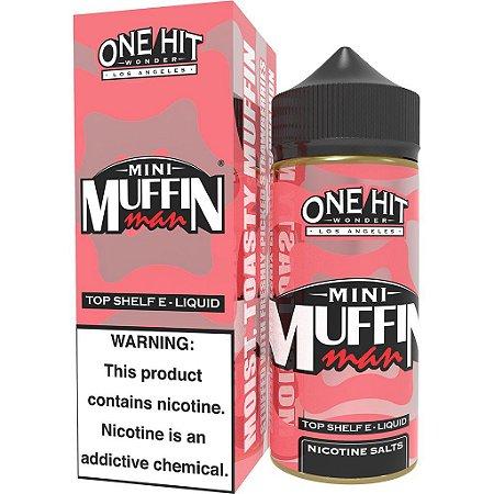 Liquido Mini Strawberry Muffin Man™ - TruNic 2.0 - One Hit Wonder e-Liquid