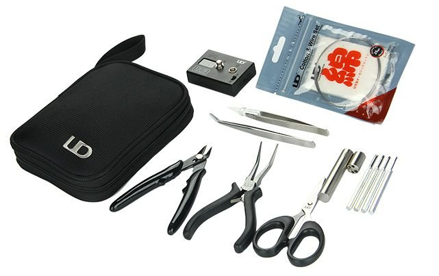 Kit Coil Master - Conjunto de Ferramentas - UD Youde Technology®