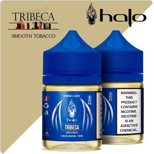 Líquido Tribeca - HALO Purity
