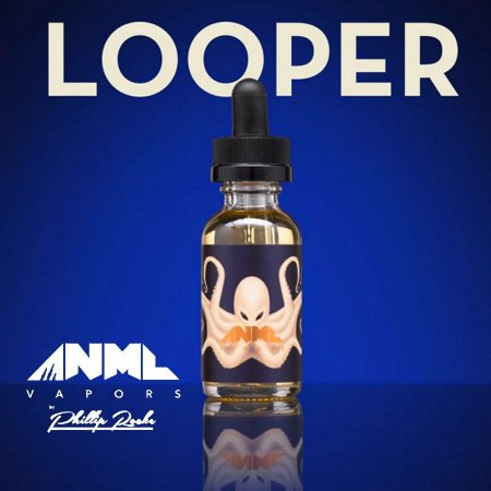 Liquido LOOPER - Phillip Rocke - ANML Vapors