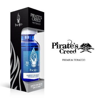 Líquido Pirate's Creed - HALO Purity