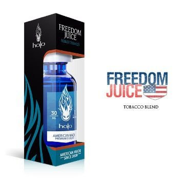 Líquido Freedom Juice- HALO Purity