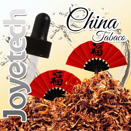 Líquido Joyetech® China (Tabaco)