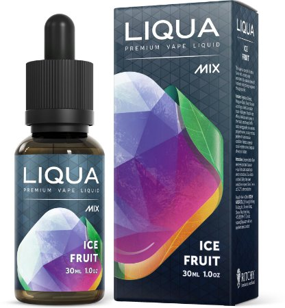 Líquido LIQUA Mixes - Ice Fruit - Ritchy