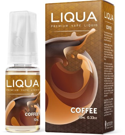 Líquido Coffee - LIQUA Elements