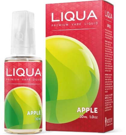 Líquido LIQUA Elements - Apple - Rithy