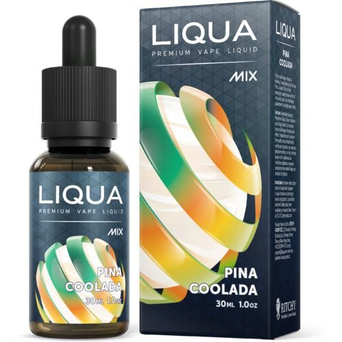 Líquido LIQUA Mixes - Pina Coolada - Ritchy