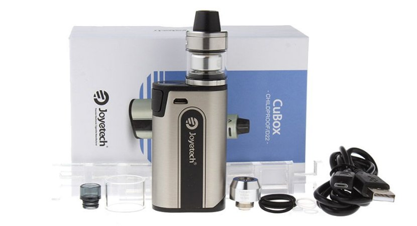 Kit CuBox D22 3000mAh - Joyetech