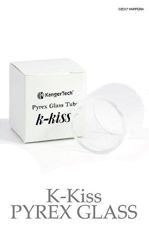 Tubo de Vidro de Reposição p/ K-Kiss - Kangertech