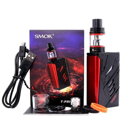 Kit T PRIV 220W TC c/ Atomizador TFV8 Big Baby - Smok™