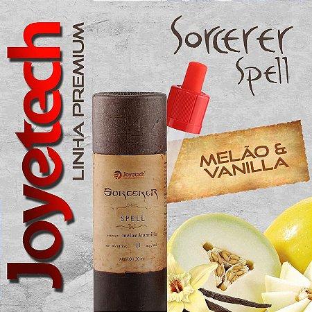 Líquido Joyetech® Melon & Vanilla - Sorcerer Spell