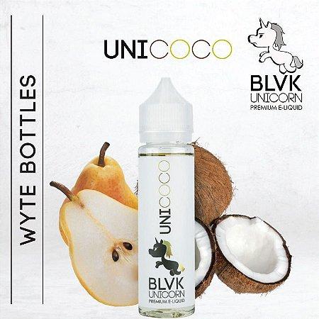 Líquido Uni Coco - WHYTE Series - BLVK Unicorn