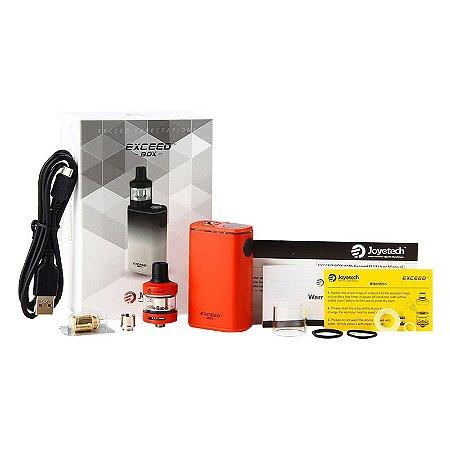 Kit Exceed Box 3000 mAh c/ Atomizador Exceed D22C - Joyetech®