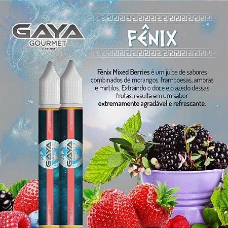 Líquido Fênix (Berry Mix) | GAYA Gourmet