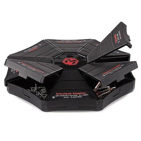Kit Skynet 8 em 1 de Coil Prontas - Resistências - C/ 48 Bobinas - Coil Master