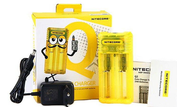 Carregador (Charger) Q2 - Nitecore