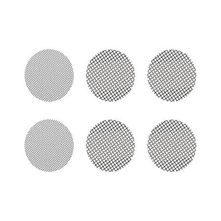 Conjunto c/ 6 Telas p/ Vaporizador Mighty - Storz & Bickel