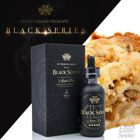 Líquido Apple Pie - Black Séries - KILO