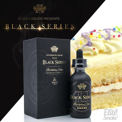 Líquido Birthday Cake - Black Séries - KILO